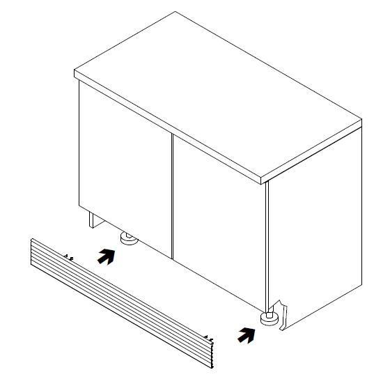 küche sockelleiste schwarz ~ Logisting.com = Varie Forme di Mobili ...