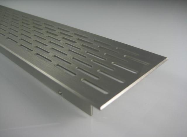 lueftungsgitter edelstahl kueche metallteile verbinden
