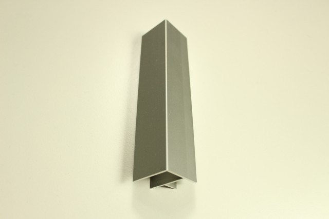 eckabschluss k chensockel inox. Black Bedroom Furniture Sets. Home Design Ideas